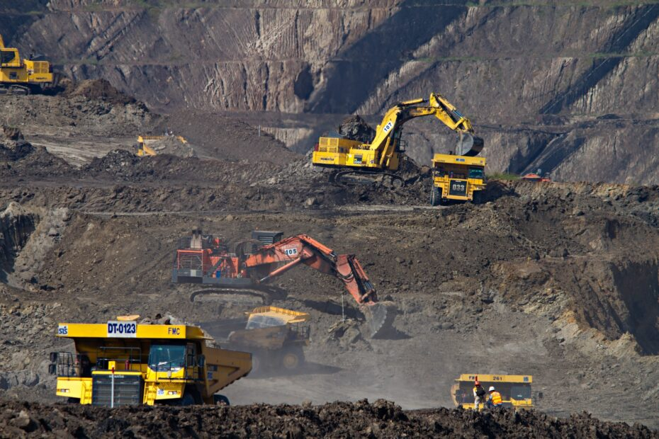 photographed while on an assignment for Indonesia's largest coal mining company